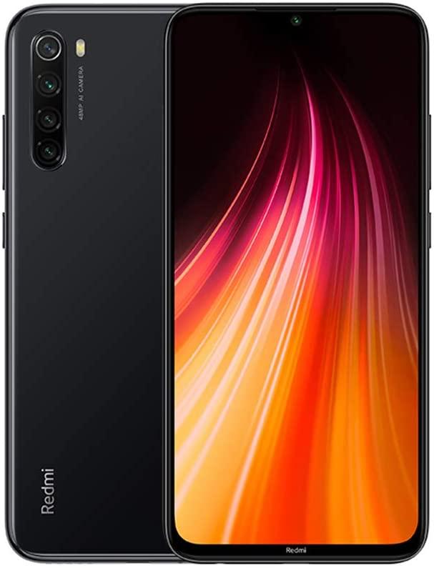 Xiaomi Redmi Note 8 4GB 64GB negro